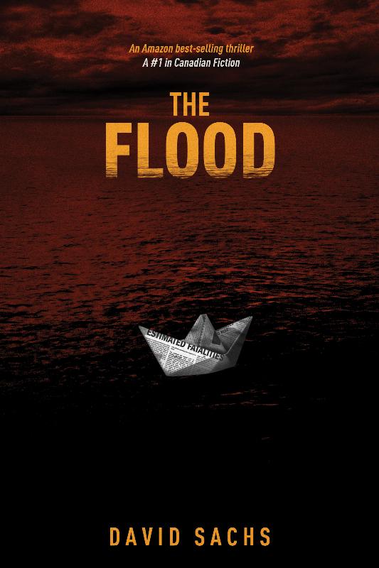 Buy David Sachs' bestselling debut novel The Flood - $5.99
